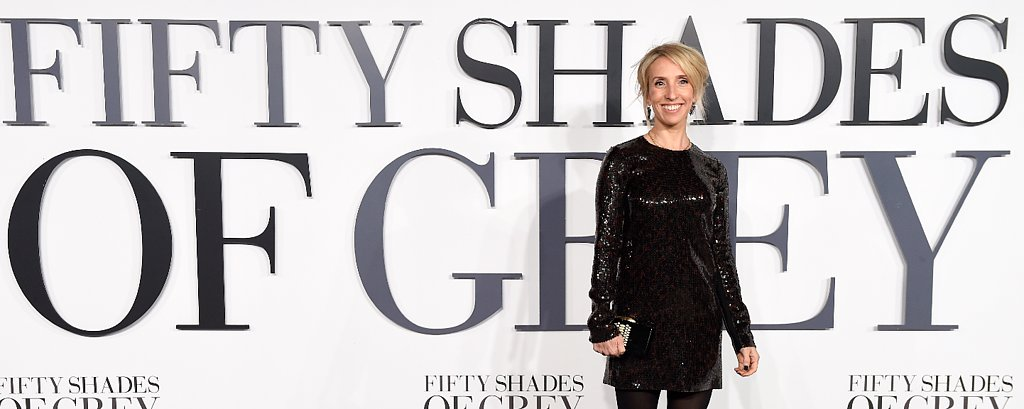 Sam Taylor-Johnson Won't Direct the Fifty Shades of Grey Sequel