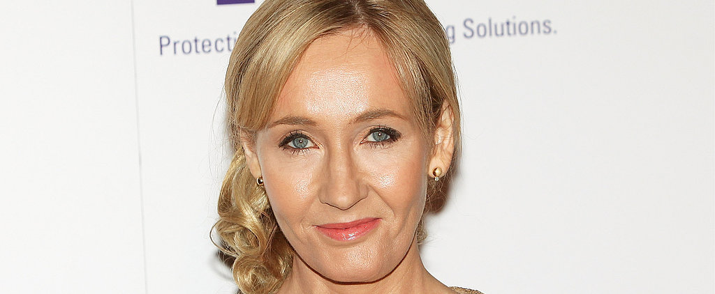J.K. Rowling Had the Perfect Response to a Fan Who Questioned Dumbledore's Sexuality