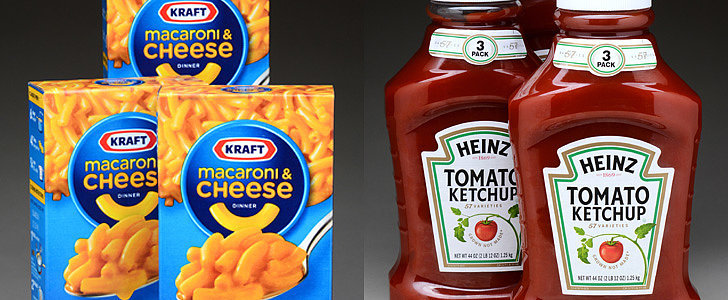 Kraft and Heinz Are Combining Forces to Create a Giant Food Company