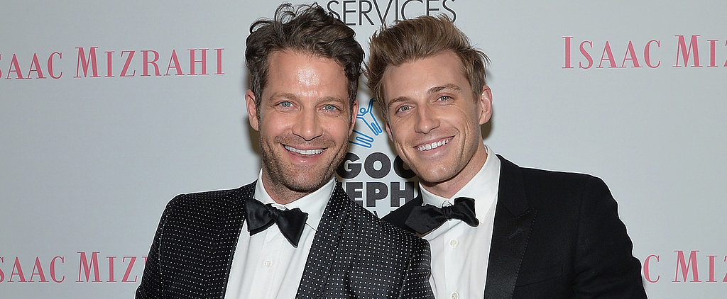 Nate Berkus and Jeremiah Brent Are New Dads — Find Out the Baby's Name!