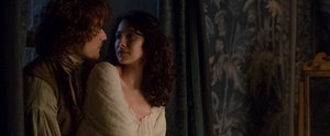 Our Favorite Sizzling Scenes From Outlander So Far