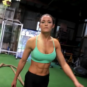 Lynzey Murphy From My Kitchen Rules Fitness Interview