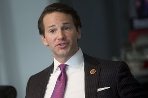 Aaron Schock Compares Self To Lincoln, Also A Big Katy Perry Fan