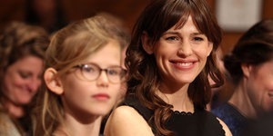 Jennifer Garner And Violet Affleck Support Ben Affleck At Senate Hearing