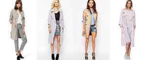 12 Trans-Seasonal Trench Coats That Will Make Autumn More Bearable