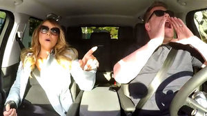 James Corden Convinces Mariah Carey to Sing Along to Her Own Songs!