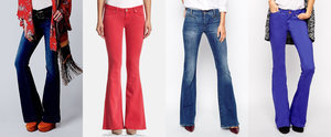 You're Going to Dig That '70s Vibe Once You've Seen These Flares
