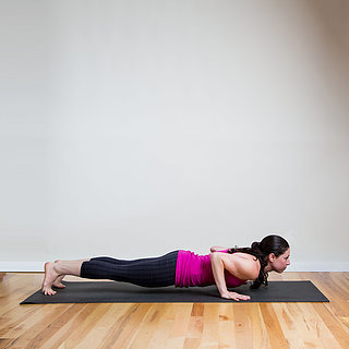 How to Do Chaturanga Push-Ups