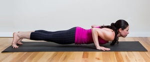 Get Totally Toned Triceps With This Yoga Move
