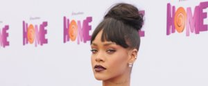 "Rihanna's ""BBHMM"" Brows Give a New Meaning to #EyebrowsonFleek"