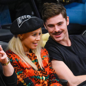 Zac Efron's Girlfriend Sami Miro Interview