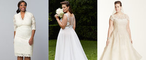 15 Gorgeous Wedding Gowns For Plus-Sized Girls