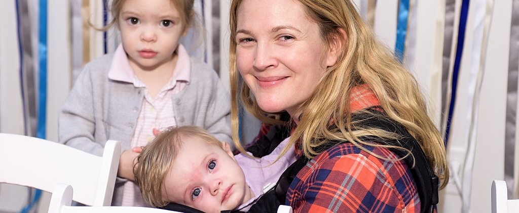 Drew Barrymore's Healthy Prescription For Dealing With Postpartum Body Image Issues
