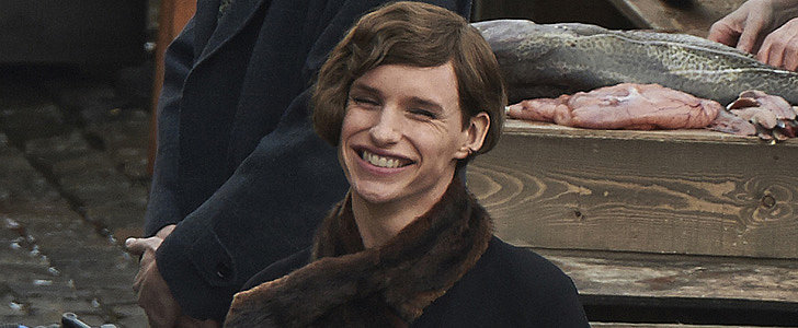 See Eddie Redmayne as a Woman on the Set of The Danish Girl