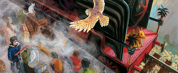 Harry Potter's New Cover Will Make You Believe in Magic