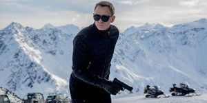 The First Trailer For James Bond's 'Spectre' Is Here