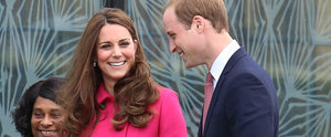 Is Kate Middleton Trying to Tell Us Something With Her Hot-Pink Coat?