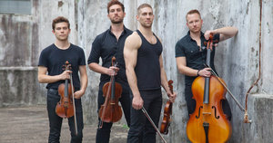 Meet New York's Buffest, Poppiest String Quartet