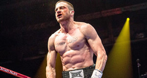 Jake Gyllenhaal's Transformation for 'Southpaw' Is Crazy (VIDEO)