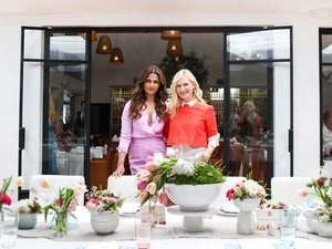 Emily Henderson and Camila Alves Host a Dream Spring Brunch