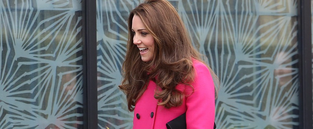 Kate Middleton Inspires the Perfect Bridesmaid Blowdry
