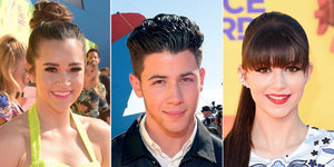 Kids' Choice Awards 2015 Orange Carpet Style Was Brighter Than Ever