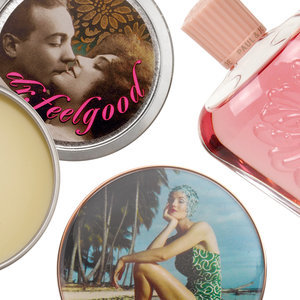 Modern Beauty Buys With A Vintage Twist