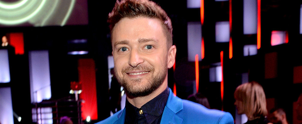 Justin Timberlake Suits Up For His Big Night