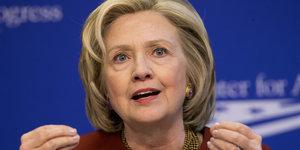 Hillary Clinton Wants U.S.-Israel Relationship Back On 'Constructive Footing'