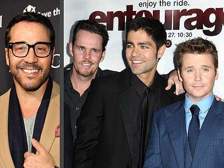 Jeremy Piven: The Most Important Person in My Entourage Is …