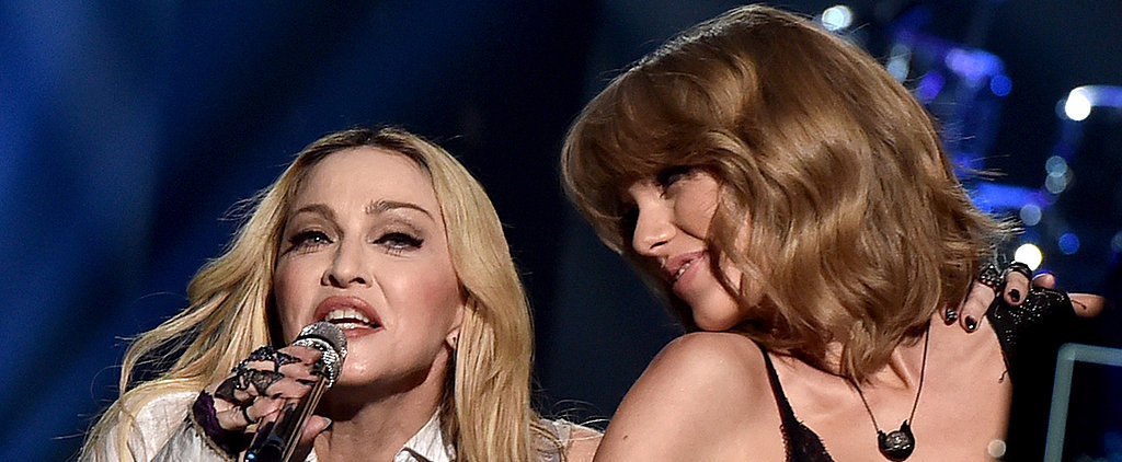 Surprise: Madonna and Taylor Swift Completely Kill It on Stage