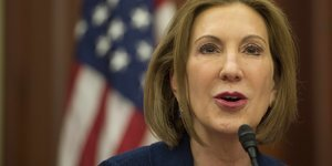 Carly Fiorina Says There's A 'Higher Than 90 Percent' Chance She'll Seek The Presidency
