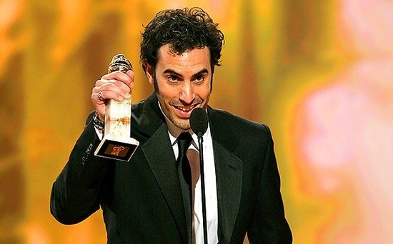 FROM EW: Sacha Baron Cohen Will Not Play Freddie Mercury in Biopic