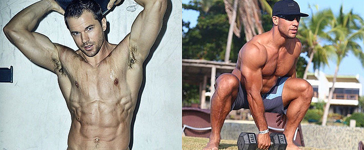 The Hottest Male Personal Trainers to Follow on Instagram