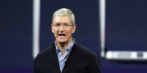 Apple CEO Tim Cook Says Anti-Gay Religious Freedom Laws Are Dangerous