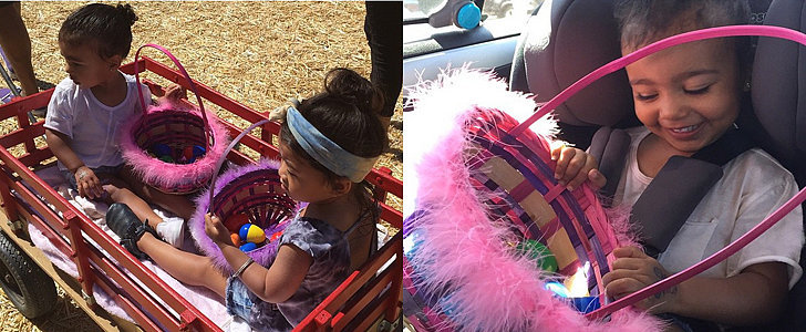 Thanks to North West, We Know Exactly What to Wear on Our Easter Egg Hunt