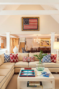 Houzz Tour: Room for the Whole Gang in This Cape Cod Home (10 photos)