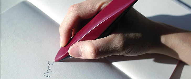 Therapeutic Pen Helps People With Parkinson's Write