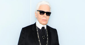 Karl Lagerfeld on His Mother, €3 Million Cat, and Being a 'Fashion Vampire'