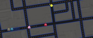 The Secret to Playing Pac-Man on Google Maps