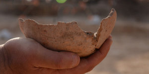 Ancient Egyptian Brewery Unearthed In Tel Aviv