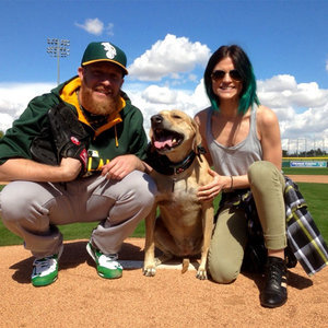 Would You Rent an Apartment to Stella, the Dog of Oakland A's Pitcher Sean Doolittle?
