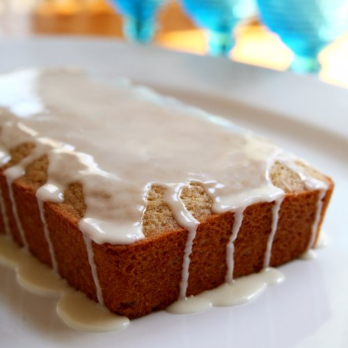 Save 200 calories with our version of starbucks iced lemon pound cake