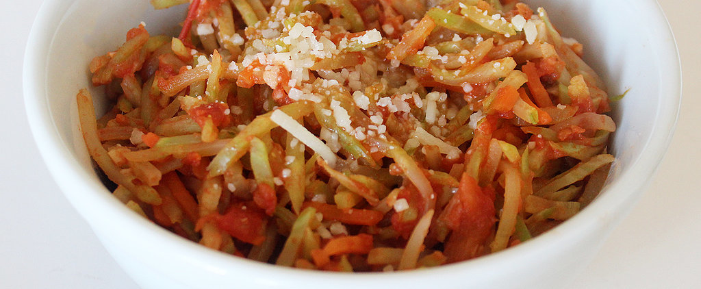 """This Low-Calorie, Low-Carb """"Pasta"""" Takes Just 15 Minutes to Make"""