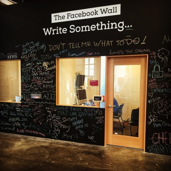 Facebook's New Menlo Park Office Building