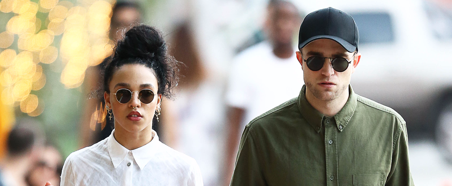 No Prank Here: Robert Pattinson and FKA Twigs Are, in Fact, Engaged!
