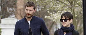 Jamie Dornan Soaks Up His Downtime With His Wife