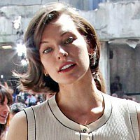 Milla Jovovich shares newborn baby girl's unusual name