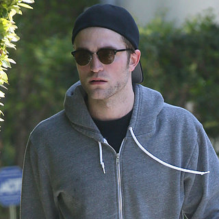 Robert Pattinson After Engagement Rumors | Pictures