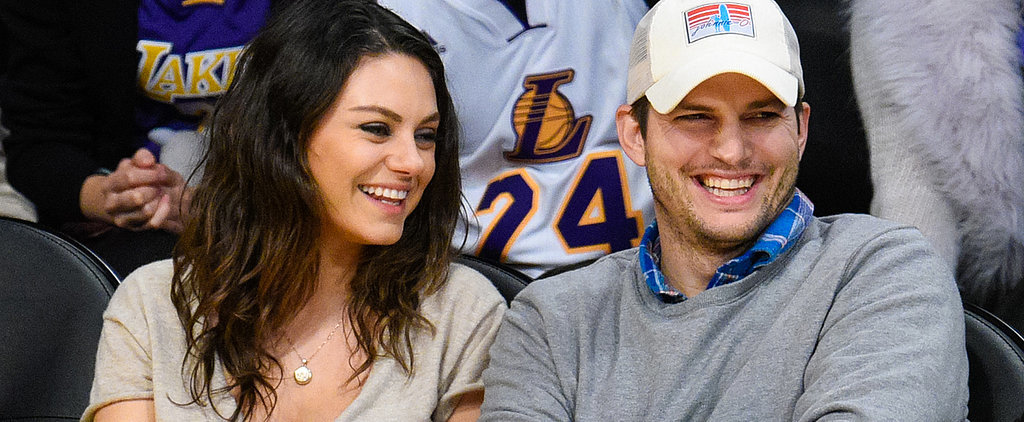 Ashton Kutcher and Mila Kunis Are Totally a Part of Their Neighborhood Watch
